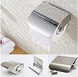 #4: ROYAL ALFA Stainless Steel Toilet Paper Holder