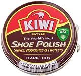 Kiwi Express Cream Shoe Tin Marron OSC Kiwi 50ml