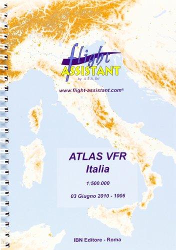 Atlas VFR Italia. Atlante cartografico VFR 1:500.000 por aa.vv.
