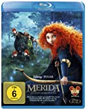 BluRay Disney's - Merida - Legende der Highlands [Blu-ray] [Import anglais]