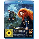 Merida - Legende der Highlands [Blu-ray]