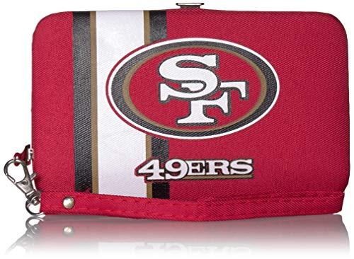 NFL Damen Schlafanzughose NFL Distressed Logo Shell Wristlet, Damen, Distressed Logo Shell Wristlet, rot, 3.5