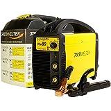 PROWELTEK Poste à souder inverter 80 A  Inclus: mallette,pince de masse,porte électrodes