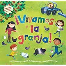 Vivamos la Granja! [With CD (Audio)] = A Farmer's Life for Me!