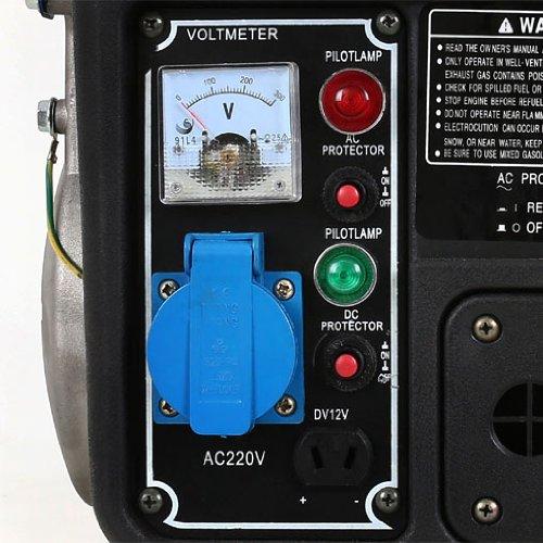 Eberth 750 W Stromerzeuger im Test - 6