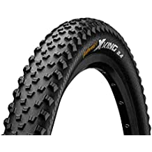 Continental X-King 26 x 2.20 - Cubierta de ciclismo, color negro