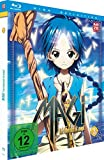 Magi - The Labyrinth of Magic - Box 3 [Blu-ray]