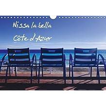 Nissa La Bella Cote D'azur 2018: La Ville De Nice Sous Le Soleil