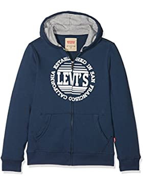 Levi's Zipper Red, Sudadera con