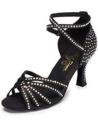 Zapatos es Plastico Sandalias Tacón Amazon De Para qZPwHn6Fx
