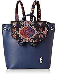 global desi Women's Handbag (Navy)