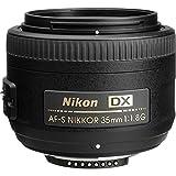 Nikon AF-S DX Nikkor 35mm 1:1,8G Objektiv (52mm Filtergewinde) - 2