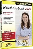 Haushaltsbuch 2020 Einnahmen und Ausgaben im Überblick - EXTRA: mit Medizinverwaltung, Hausratverwalter, KFZ Verwalter für Windows 10 / 8.1 / 8 / 7 / Vista und XP