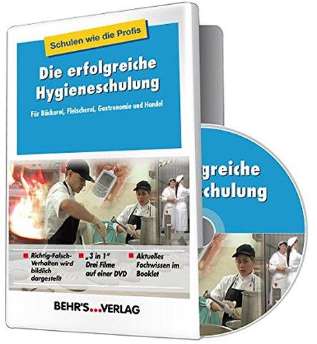 Die erfolgreiche Hygieneschulung in der Bäckerei, 1 DVD