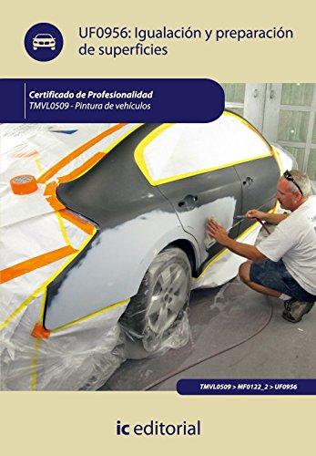 Igualación y preparación de superficies. tmvl0509 - pintura de vehículos por Bernabé Jiménez Padilla