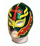 Son of Devil adult luchador mexican wrestling mask g.y.r. by Luchadora
