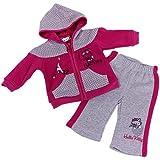Produkt-Bild: Jogging Set Hello Kitty mit Farb- und Größenauswahl (74, rosa/grau)