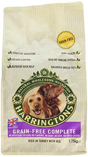 Harrington's Complete Grain Free Pet Food, 15 kg