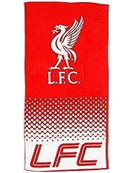 Serviette de plage officielle Liverpool FC