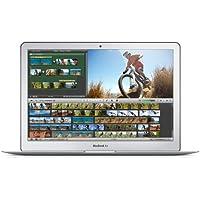 Apple MacBook Air 29,46 cm (11,6 Zoll) Notebook (Intel Core i5 4250U, 1.3GHz, Intel HD Graphics 5000, 4GB RAM, 128GB Flash-Speicher) - Modell Juni 2013