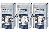 WMF Entkalker Cromargol Wasserkocher-Entkalker Kalk-Reiniger 3x4er-Pack für alle Wasserkocher 12x100 ml Kalklöser