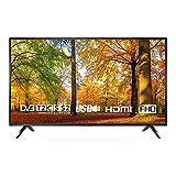 Thomson 40FD3326  101,6 cm (40 Zoll) LED Fernseher (Full HD, Triple Tuner, HDMI, USB), Schwarz