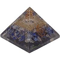 HARMONIZE Lapislazuli Gemstones Orgon Pyramide Reiki Healing Kristall Chakra-Energie-Generator preisvergleich bei billige-tabletten.eu