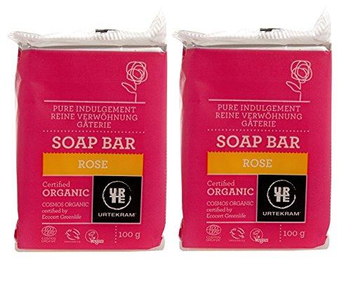 urtekram-organic-rose-soap-bar-100g-pack-of-2