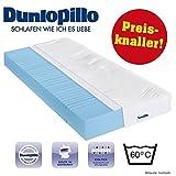 Dunlopillo 7 Zonen Coltex Matratze 140x190cm H2 Blue Vision Impulse NP:499EUR