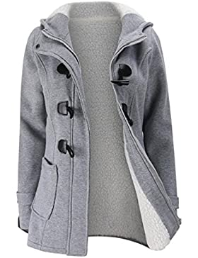OverDose abrigos de mujer elegantes chaqueta larga delgada de piel sintética S/M/L/XL/XXL/XXXL