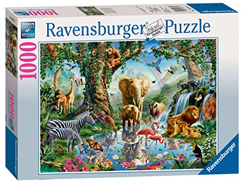 Adventures in the Jungle 1000 PC Puzzle