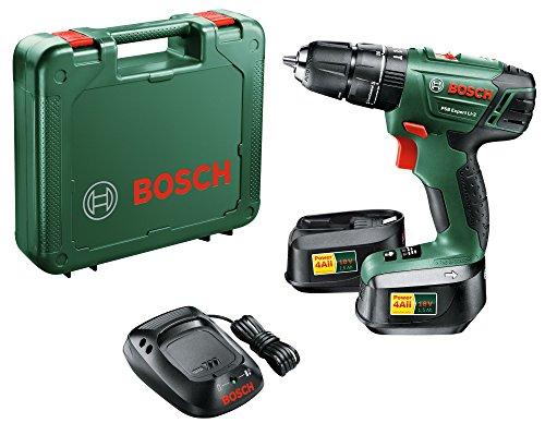 Bosch - Fai da te - 06039a3305 - pcb esperto li-2 (18v) (. 2 bat) trapano con batteria al litio
