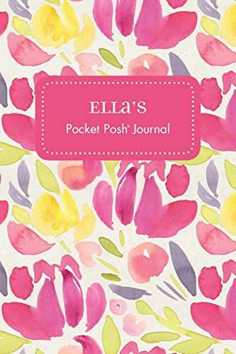 Ella's Pocket Posh Journal, Tulip