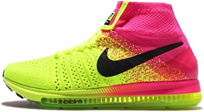 Nike W Zoom all out Flyknit OC, Scarpe da Corsa Donna | Prestazioni Affidabili  | Sig/Sig Ra Scarpa