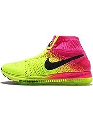 Nike W Zoom All Out Flyknit Oc, Zapatillas de Running para Niñas