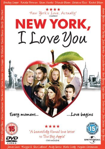 New York I Love You [DVD] - Monster Von New York