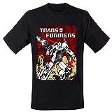 Transformers T-Shirt Prime Siege in Größe L