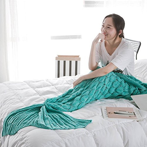 mermaid-tail-blanket-handcrafted-crochet-knitting-for-adult-super-soft-warm-sleeping-bag-blanket-767