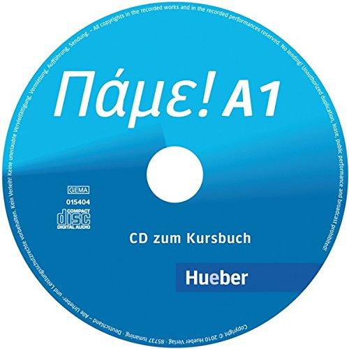 Preisvergleich Produktbild Pame! A1: Der Griechischkurs / Audio-CD zum Kursbuch