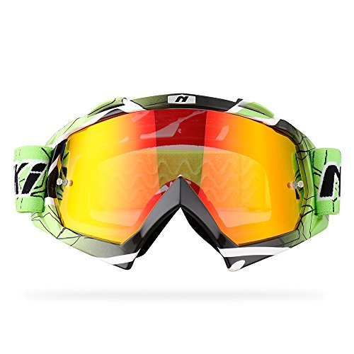 NENKI occhiali motocross mtb enduro MX NK-1019, unisex