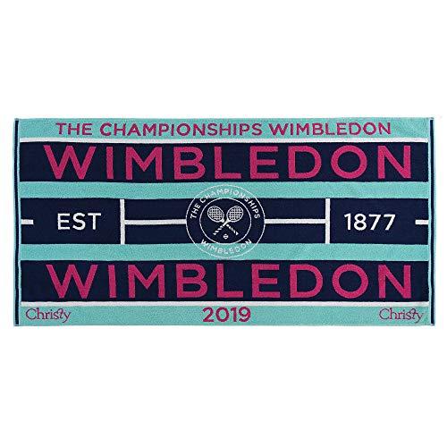 Wimbledon 2019 on Court Damen Tennis Handtuch von Christy -