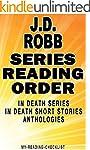 J.D. ROBB: SERIES READING ORDER: MY R...