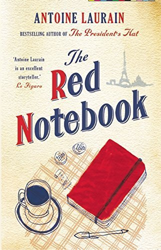 The Red Notebook by Antoine Laurain (2015-04-07)
