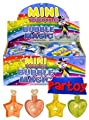 12 Mini Touchable Bubble Packs