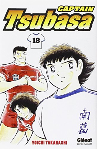 Captain Tsubasa - Olive et Tom Vol.18