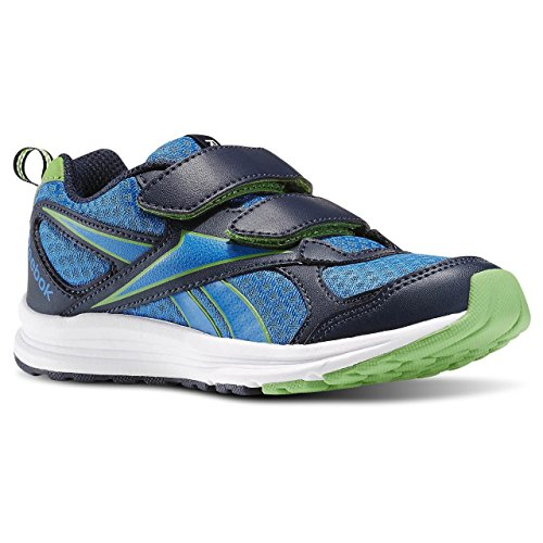 Reebok Unisex Baby Almotio Rs 2v Sneaker NAVY/GREEN/BLUE/WHITE 6hdDBS