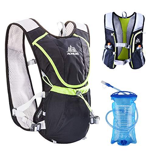 9203cf30b3 TRIWONDER Hydration Pack Sac à Dos Professionnel 8L à l'extérieur Mochilas  Trail Marathoner Course