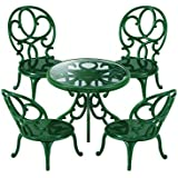 Sylvanian Families Ornate Garden Table and Chairs