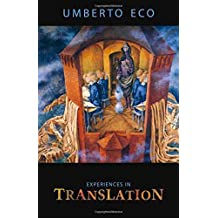 Experiences in Translation