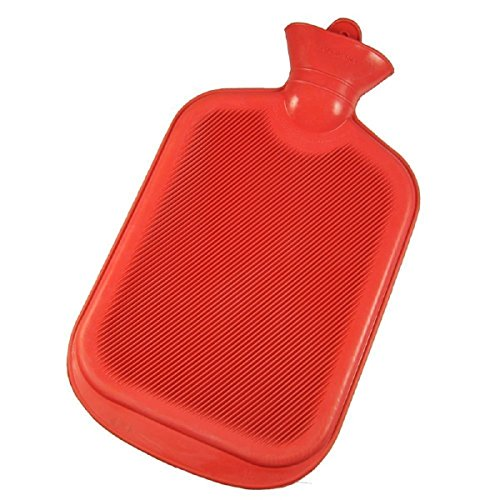 DreamKraft ' Elanor' Hot Water Rubber Bag/Bottle For Pain Relief (2 L,Assorted Multi Colors)